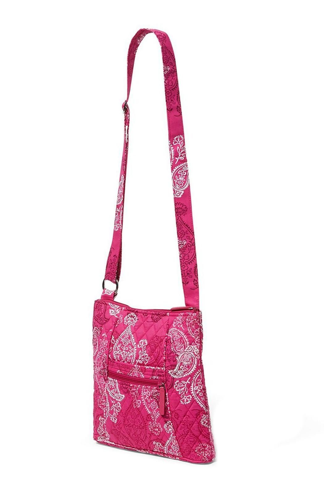 Vera Bradley Stamped Paisley Hipster - Front Full Image