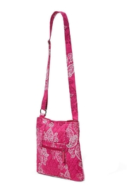 Vera Bradley Stamped Paisley Hipster - Front full body