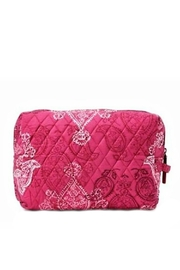 Vera Bradley Stamped Paisley Large Cosmetic - Product Mini Image