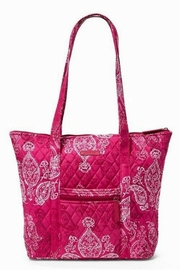 Vera Bradley Stamped Paisley Villager - Product Mini Image