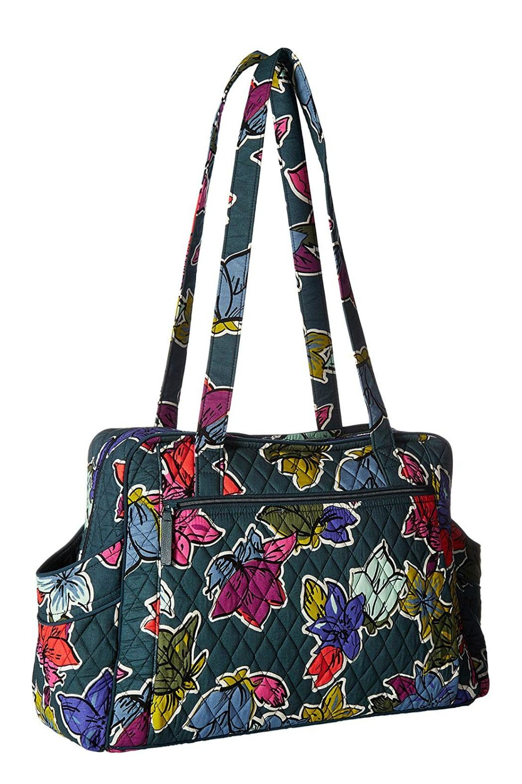 Vera Bradley Stroll Around Baby-Bag - Front Full Image