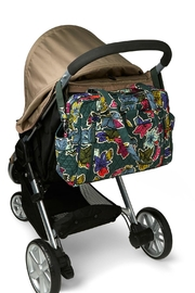 Vera Bradley Stroll Around Baby-Bag - Side cropped
