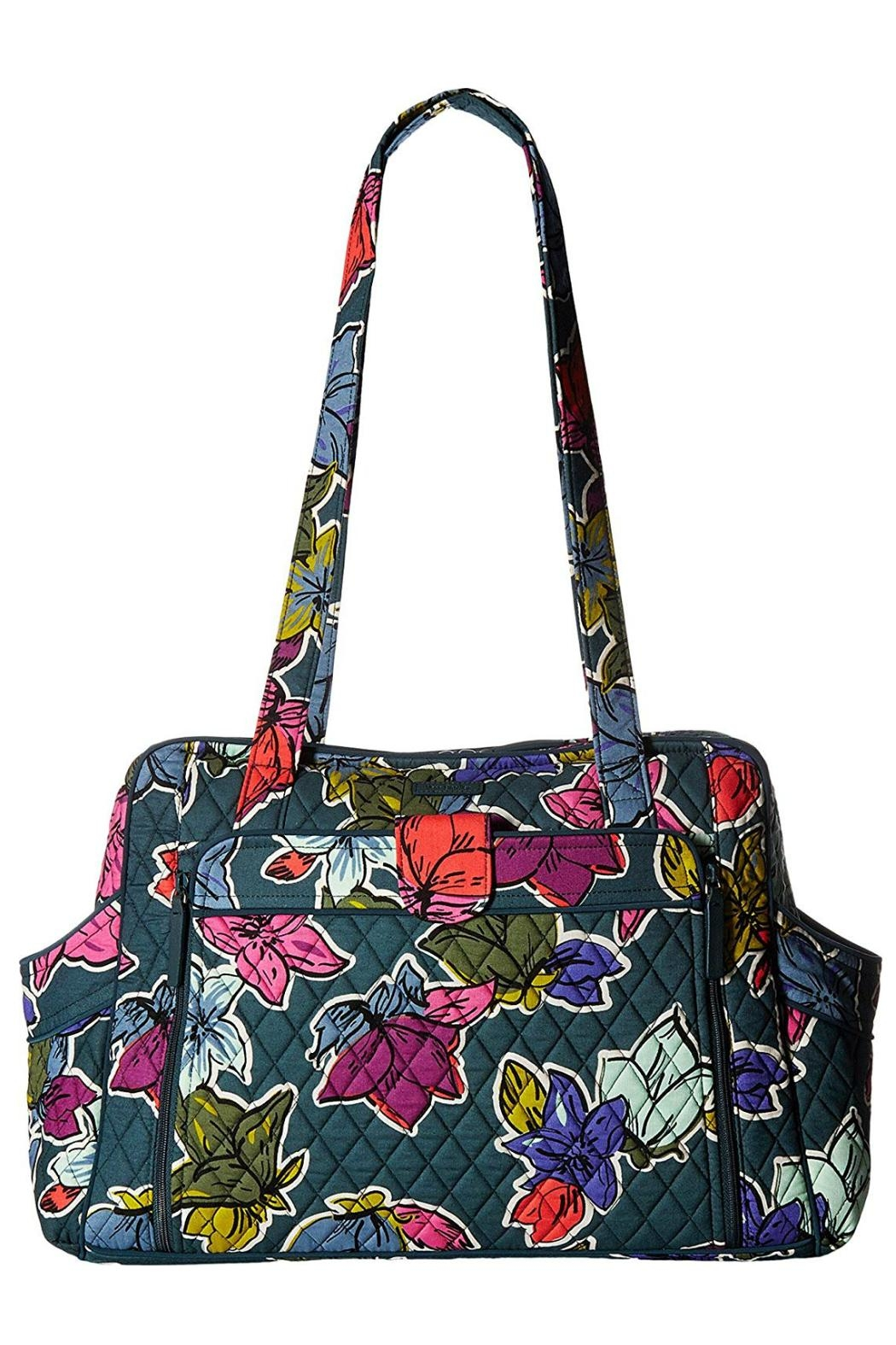 Vera Bradley Stroll Around Baby-Bag - Front Cropped Image