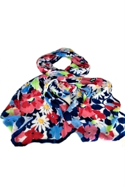 Vera Bradley Summer Cottage Scarf - Front cropped