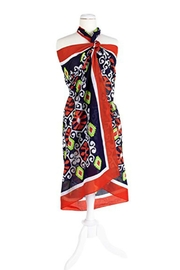 Vera Bradley Sun Valley Sarong/scarf - Product Mini Image