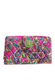 Vera Bradley Sunburst Floral Turnlock - Product Mini Image