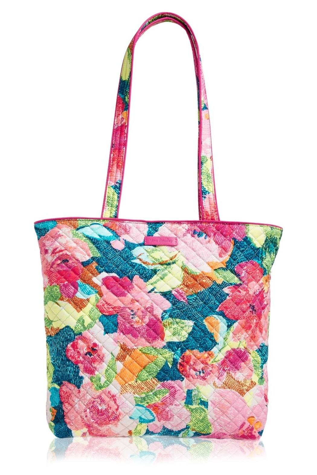 Vera Bradley Superbloom Iconic Bag - Main Image