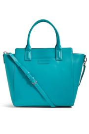 Vera Bradley Teal Faux Leather - Product Mini Image