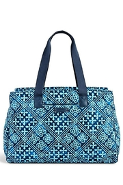 Vera Bradley Triple Compartment Travel Bag - Front cropped