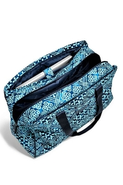 Vera Bradley Triple Compartment Travel Bag - Back cropped