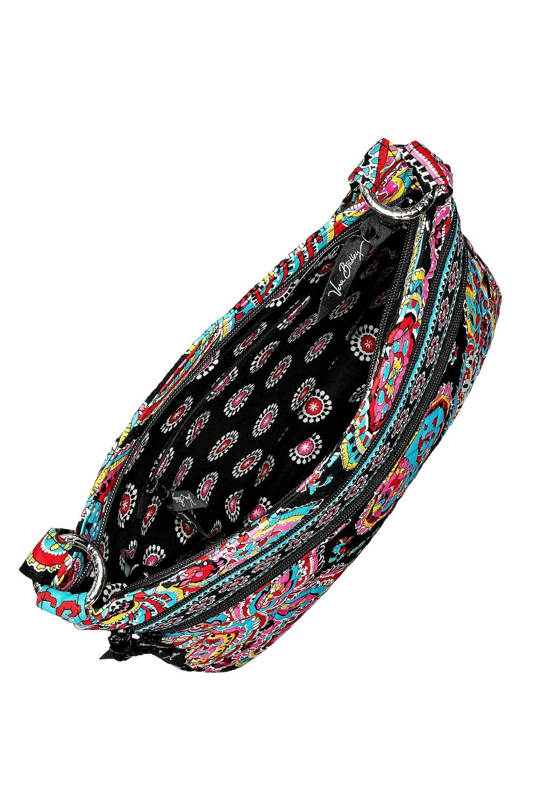 Vera Bradley Triple-Zip Parisian Paisley - Side Cropped Image