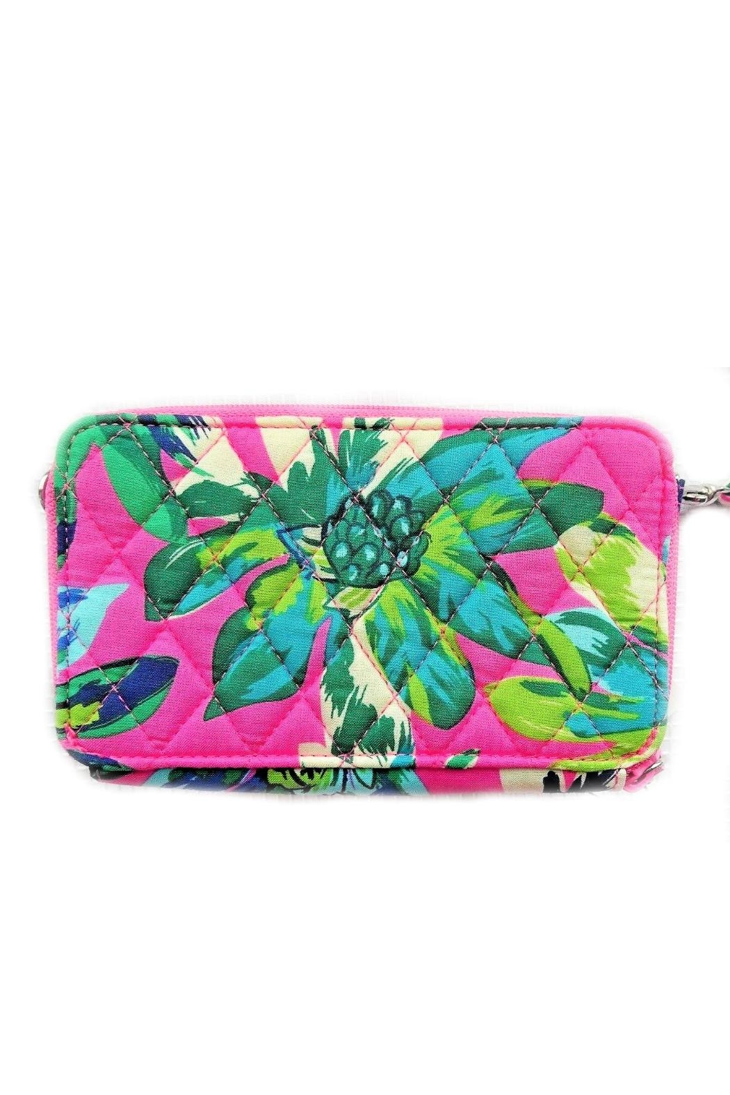 Vera Bradley Tropical Paradise All-In-One - Front Full Image
