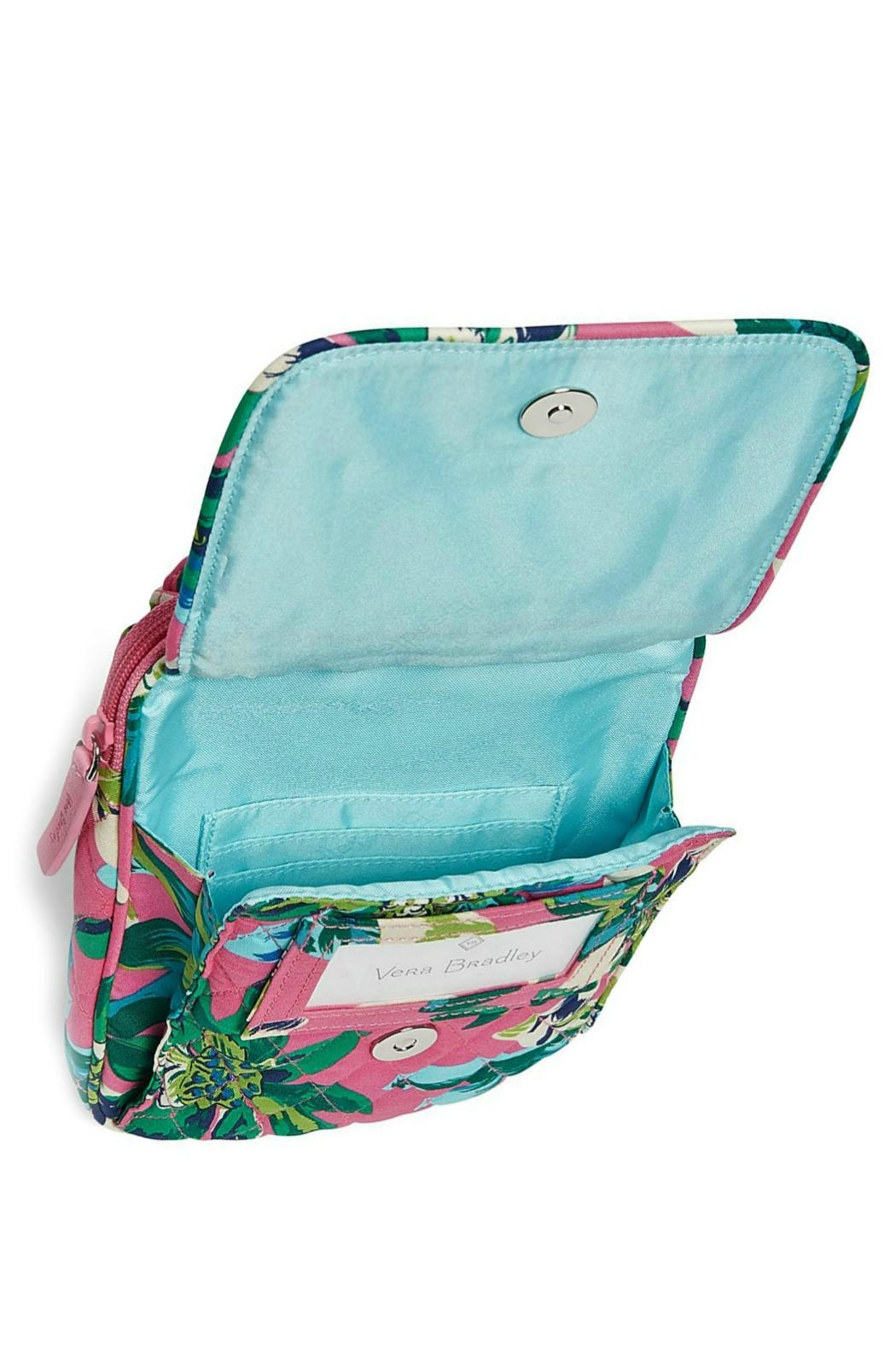 Vera Bradley Tropical Paradise Mini-Hipster - Side Cropped Image