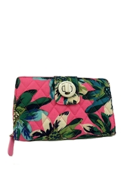 Vera Bradley Tropical Paradise Turnlock - Product Mini Image