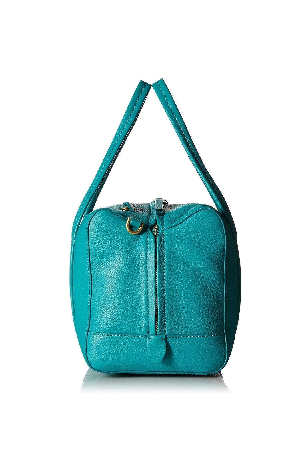 Vera Bradley Turquoise Sea Leather - Back Cropped Image