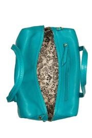 Vera Bradley Turquoise Sea Leather - Side cropped