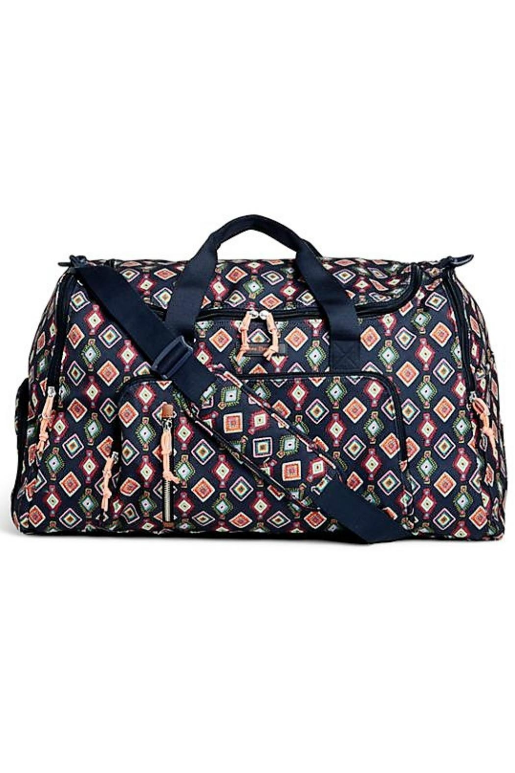 Vera Bradley Ultimate Gym Bag Front Cropped Image