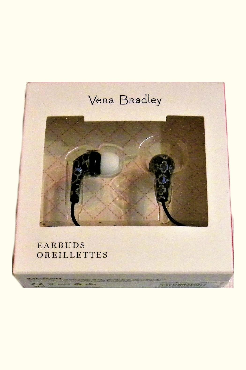 Vera Bradley Earbuds - Front Cropped Image