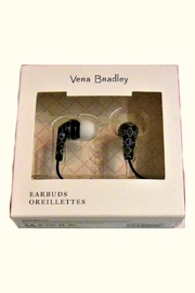 Vera Bradley Earbuds - Front cropped