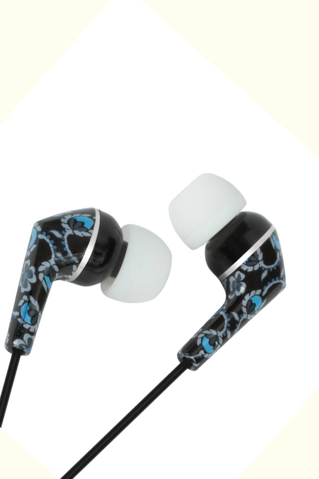 Vera Bradley Earbuds - Front Full Image