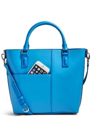 Vera Bradley Coastal Blue Satchel - Product Mini Image