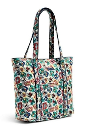Vera Bradley Vera Cuban Stamps - Front full body