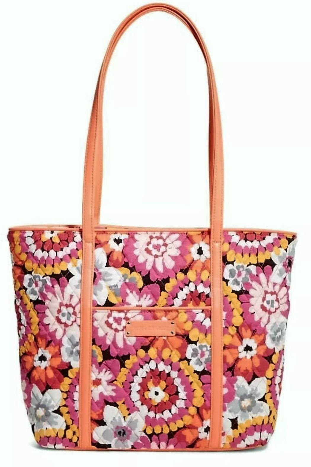 Vera Bradley Vera Pixie Blooms - Front Cropped Image