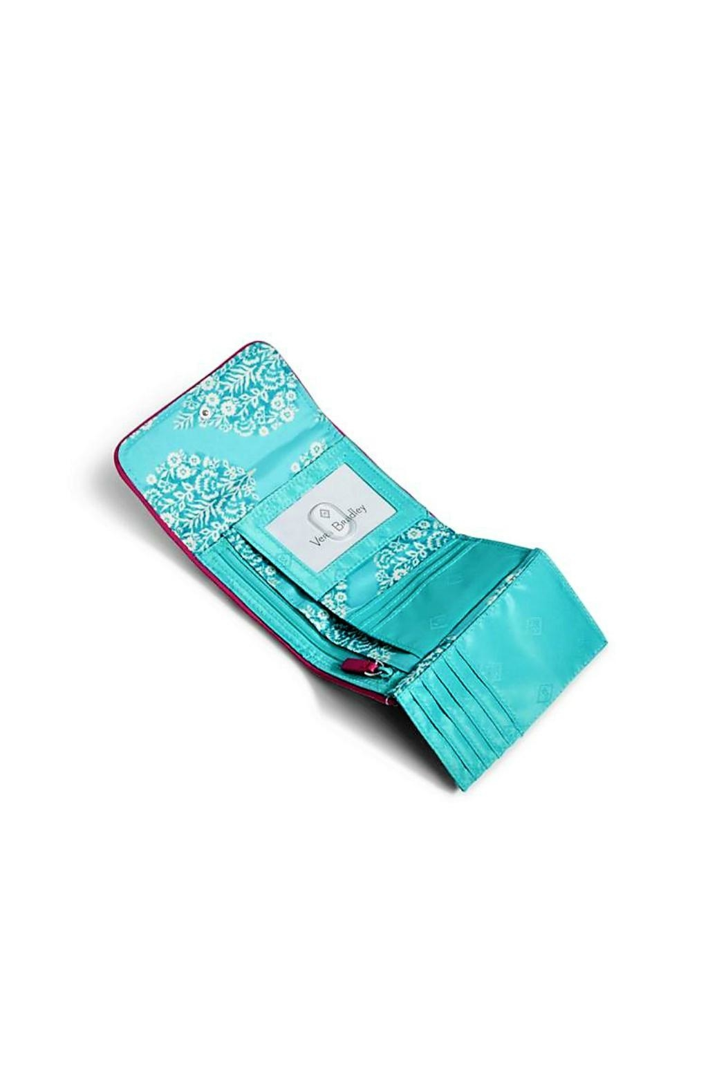 Vera Bradley Vera Rfid Riley Wallet - Side Cropped Image
