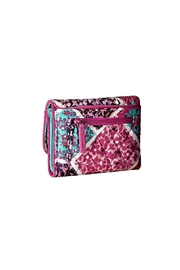 Vera Bradley Vera Rfid Riley Wallet - Front full body