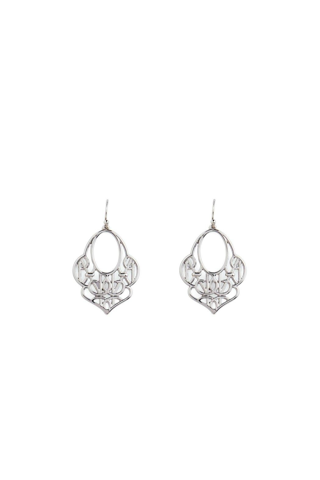 Vera Bradley Vera Signature Drop-Earrings - Main Image