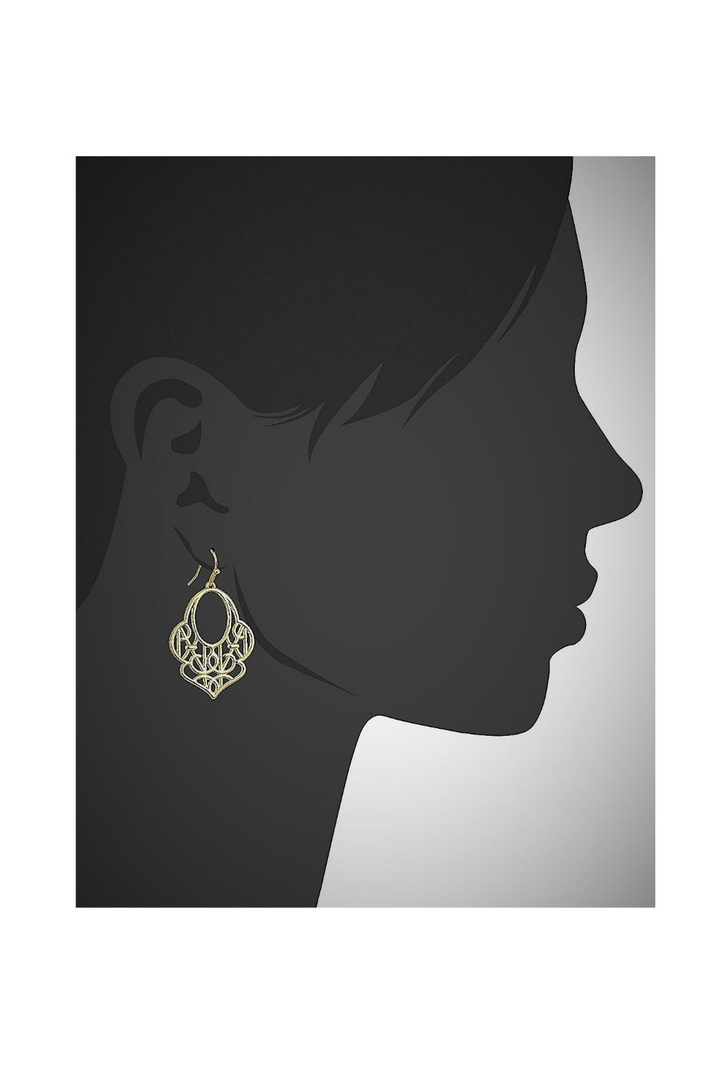 Vera Bradley Vera Signature Drop-Earrings - Front Full Image