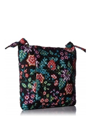 Vera Bradley Vines Floral Hadley-Hipster - Front full body