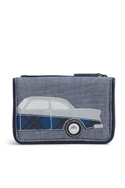 Vera Bradley Vintage Car Wallet - Product Mini Image
