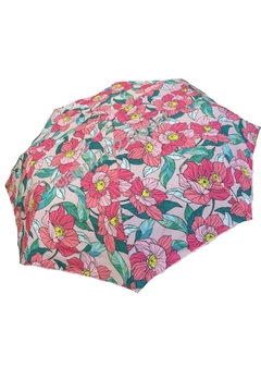 Shoptiques Product: Vintage Floral Umbrella