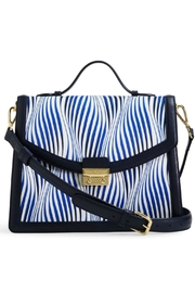 Vera Bradley Wavy Stripe Crossbody - Product Mini Image