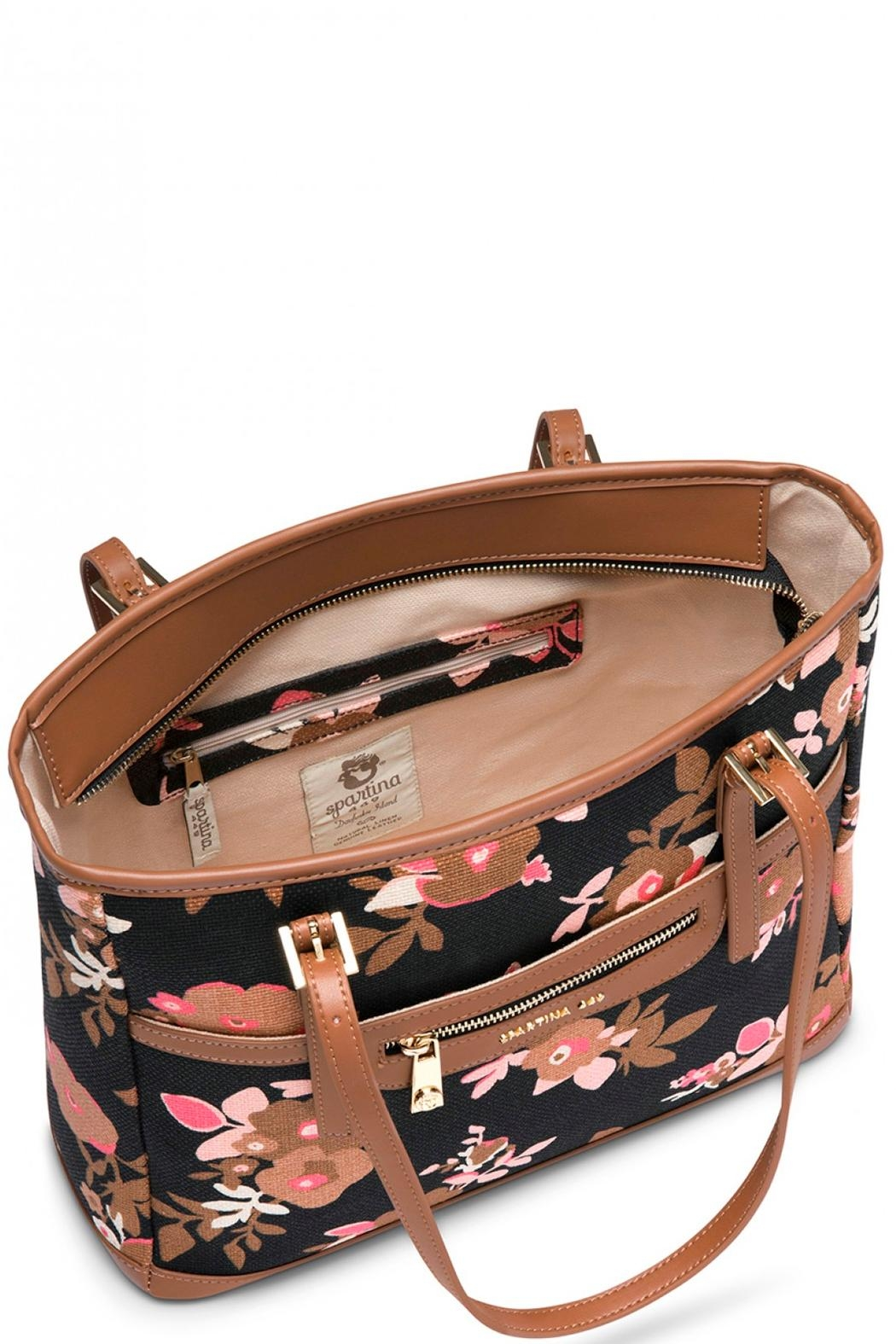 Spartina 449 Verdier Avery Tote - Side Cropped Image