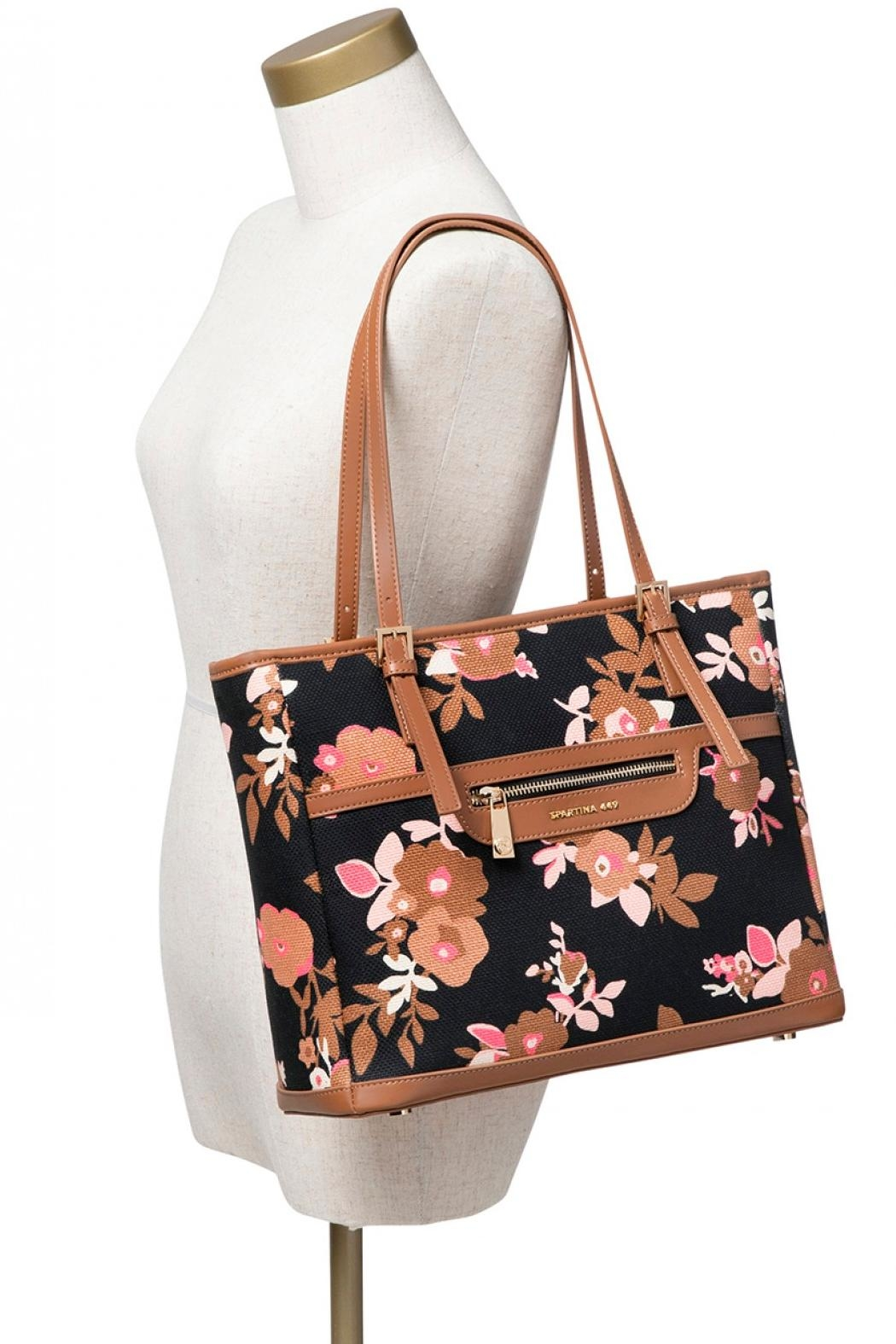Spartina 449 Verdier Avery Tote - Back Cropped Image