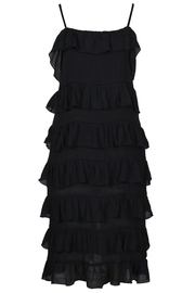 MinkPink Verity Strappy Frill Dress - Front full body