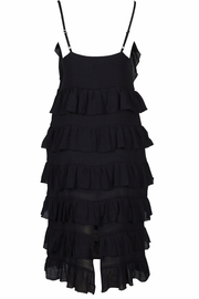 MinkPink Verity Strappy Frill Dress - Side cropped