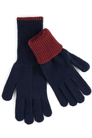 Verloop Ribbed Long Gloves - Product Mini Image