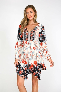 Patrons of Peace Vermont Dress - Product List Image