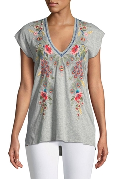 Shoptiques Product: Vernazza Embroidered Tee