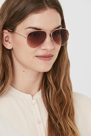 Vero Moda Aviator Love Sunglasses - Product Mini Image