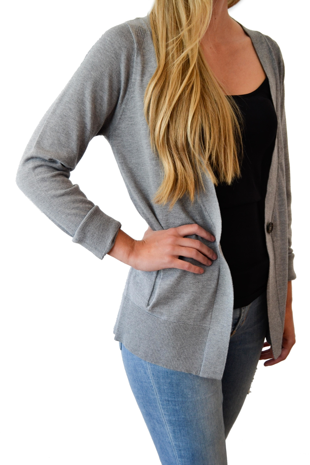 Vero Moda Cardigan - Side Cropped Image