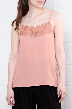 Shoptiques Product: Dorina Pink Top
