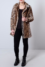 Vero Moda Faux Fur Jacket - Product Mini Image