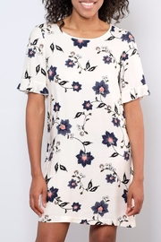 Vero Moda Floral Shift Dress - Front cropped