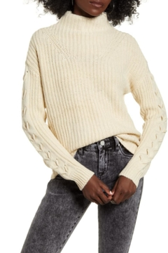 Shoptiques Product: Glendora Funnel-Neck Sweater