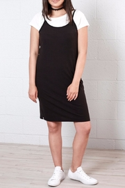 Vero Moda Layered Slip Dress - Product Mini Image