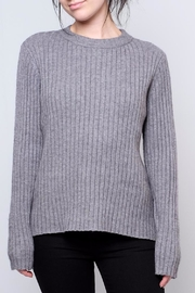 Vero Moda Oversized Ribbed Sweater - Front cropped